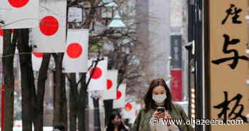 Tokyo hits record COVID cases days after Olympics began - Al Jazeera English