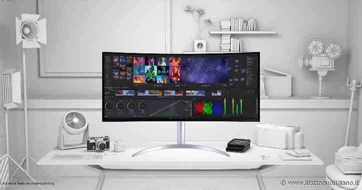 I monitor superveloci da 480 Hz potrebbero presto diventare realtà