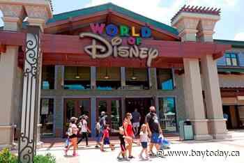 Disney closing at least a dozen stores in Canada amid e-commerce push