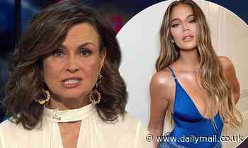 TV host Lisa Wilkinson lashes out at Khloé Kardashian for using holiday photo with 'no credit'