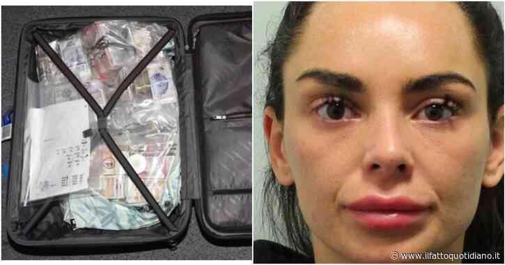 Tara Hanlon, la sosia di Kim Kardashian arrestata mentre contrabbandava a Dubai 5 milioni in contanti: arrestata