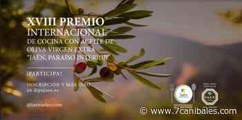 Abierta la inscripción para el Premio Internacional de cocina con AOVE Jaén Paraíso Interior - 7caníbales