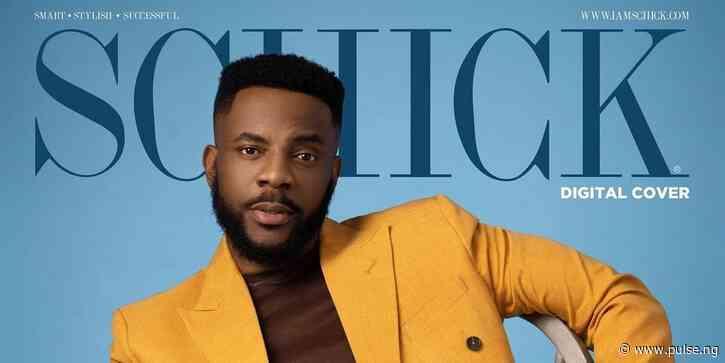 Ebuka discusses family and BB Naija as he covers Schick Magazine