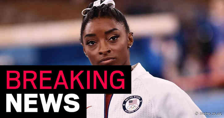 Tokyo Olympics: Simone Biles speaks out after withdrawing from team gymnastics finals