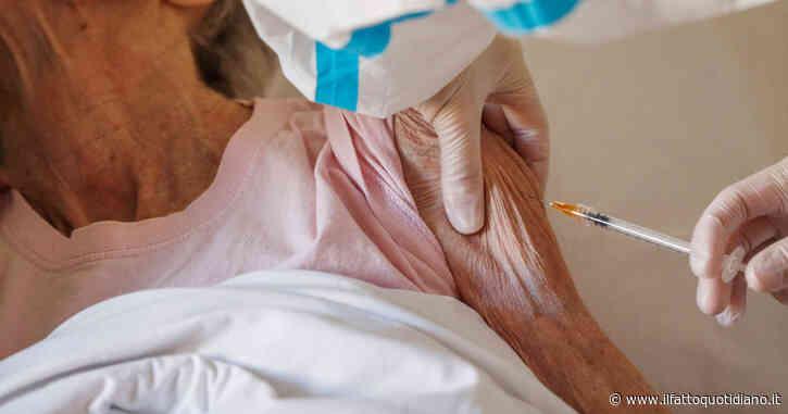 Covid, l'Iss: da febbraio quasi 99 morti su 100 non avevano completato il ciclo vaccinale
