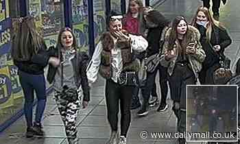 Merseyside Police release CCTV images of group of young girls in hunt for 'transphobic' yobs