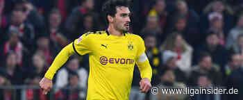 Borussia Dortmund: Mats Hummels soll für Pokal kein Thema sein - LigaInsider
