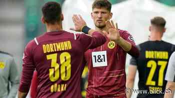 Gregor Kobel über den Schweizer Goalie-Kampf bei Borussia Dortmund - BLICK Sport