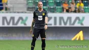 Bundesliga: Borussia Dortmund muss mehrere Woche auf Mittelfeldspieler Marius Wolf verzichten - Eurosport DE