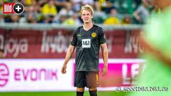 BVB: Italien-Gerüchte um Julian Brandt – das ist dran! - SportBILD
