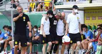 Bundesliga: Wolf und Bynoe-Gittens von Borussia Dortmund verletzt - SPORT1