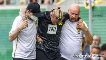 Borussia Dortmund: Test-Pleite und Verletzungssorgen - SportBILD