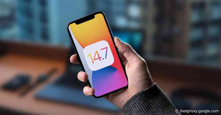 Apple releases iOS 14.7.1 with fix for Apple Watch unlock bug, more