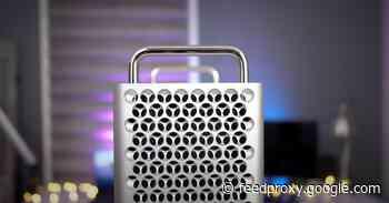 Leaker corroborates Intel Ice Lake Xeon W-3300 CPUs on next-gen Mac Pro