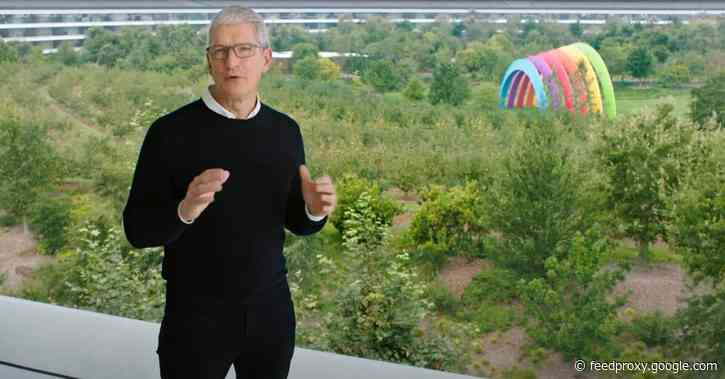 Gurman: iPhone 13 event likely to be virtual as Apple delays return to in-person work