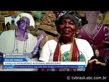 Dia do Jongo é comemorado no Rio de Janeiro | Repórter Brasil | TV Brasil | Cultura - TV Brasil