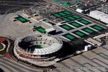 Iphan estuda tombar arenas do Parque Olímpico do Rio de Janeiro - VEJA.com