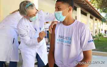 Projeto 'PaqueTá Vacinada' imuniza 90% dos adolescentes da Ilha - O Dia
