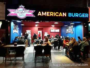 American Burger lança nova unidade no Rio de Janeiro - Sopa Cultural
