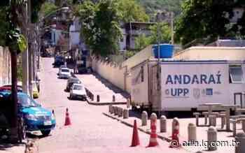 Policial militar é baleado no Andaraí - O Dia