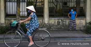 Vietnam health ministry reports 7913 new coronavirus infections - Reuters