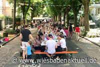 """Erster autofreier """"Superblock""""-Sonntag in Wiesbaden"""