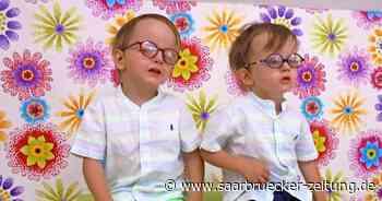 Schutzengel Blieskastel bringen Licht für sehbehinderte Zwillinge - Saarbrücker Zeitung