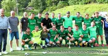 FC Bierbach gewinnt die Stadtmeisterschaft Blieskastel - Saarbrücker Zeitung