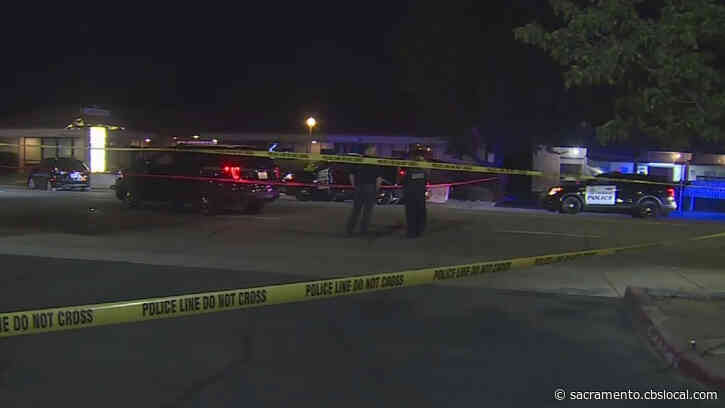 Police: Suspect Shoots, Kills Himself After Chase In Vacaville