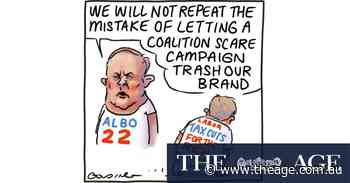 Whitlam would be spinning in his grave