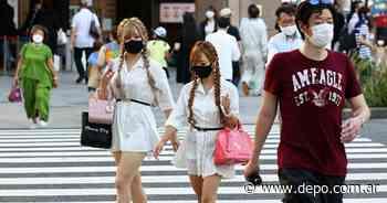 Tokio bate el récord de infectados de coronavirus en medio de los Juegos Olímpicos - Depo
