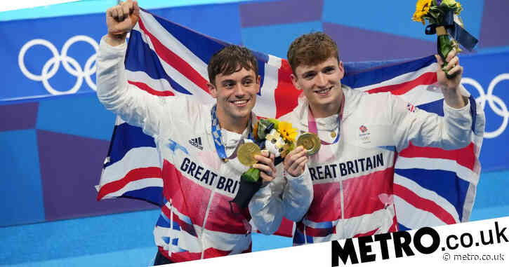 Tokyo Olympics: How Team GB champions' friends and families celebrated from across the world