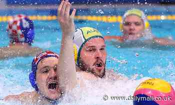 Tokyo Olympics: Aussie men stun water polo powerhouse Croatia