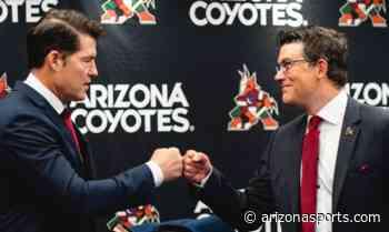 Arizona Coyotes select 5 players during rounds 4-7 of 2021 NHL Draft - Arizona Sports