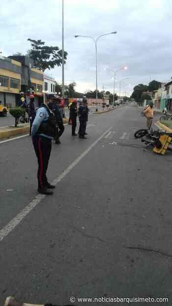 Dos fallecidos tras accidente de tránsito en Carora - Noticias Barquisimeto