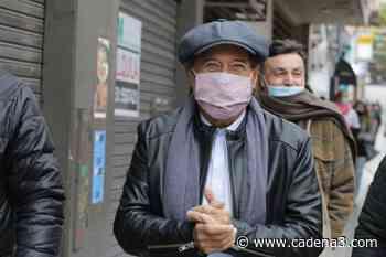 Francella dio positivo de coronavirus: tiene síntomas leves - Cadena 3