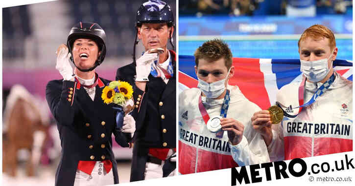 Tokyo 2020 Day Four Highlights: Charlotte Dujardin wins record fifth medal as Tom Dean clinches fourth gold for Team GB