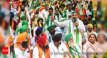 BJP MP alleges agitation of 'so-called farmers' based on lies