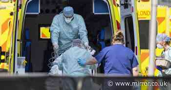 UK Covid cases drop for a seventh day in a row - but deaths rise by 131