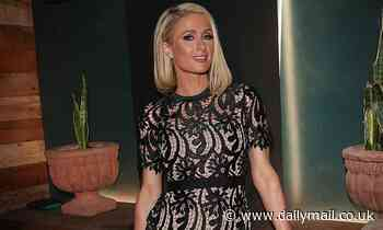 Paris Hilton, 40, is 'pregnant with her first child' with fiance Carter Reum