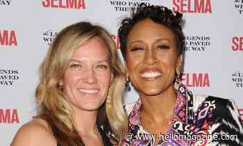 Robin Roberts opens up about celebrating big day with partner Amber