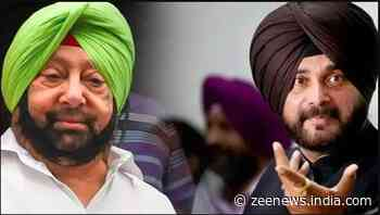 Navjot Singh Sidhu`s team flags `key issues` before Amarinder Singh, told govt already working on them