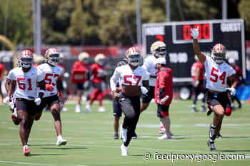 49ers training camp facts: Practices are sold out except one as weather should be ideal