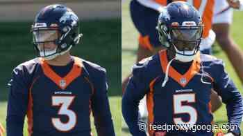 2021 NFL season: Broncos' QB, Packers' CB among camp battles to track