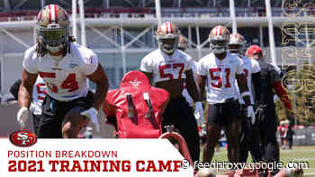 Every 49ers Player Heading into Training Camp (and Looming Questions)