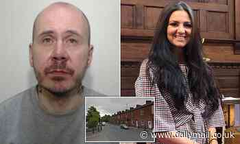 Killer posed girlfriend's body on her bed after stabbing her to death