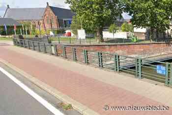 Voor zes miljoen euro wordt Gentse brug van 66 jaar oud opgesmukt
