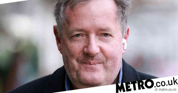Piers Morgan sparks outrage as he dubs Simone Biles' withdrawal from Olympics final a 'joke' over mental health issues