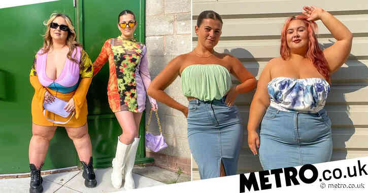 Fashion positive influencers team up to inspire confidence in people of all sizes
