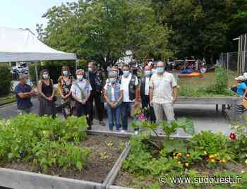Boucau : Les jardins partagés d'Aintzina : une réalisation solidaire - Sud Ouest